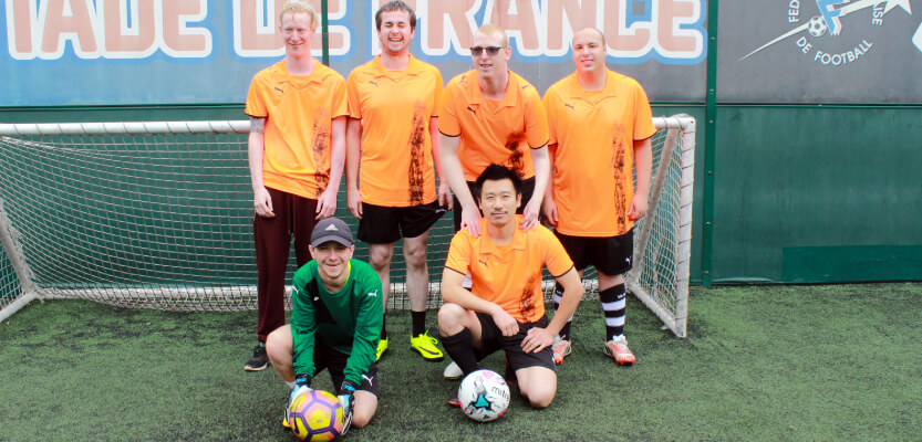 Autism Friendly Football Team Success!