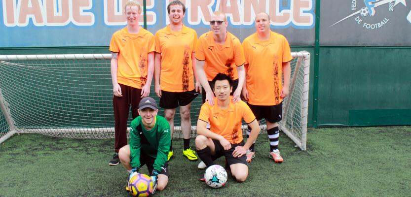 Autism Friendly Football Team Success!